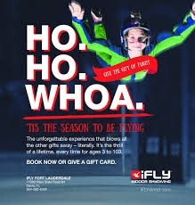 iflgive the gift of flightwhoatis the season to be flyingthe unforgettable experience that s