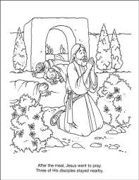 Sanctification requires work on our. Jesus Arrested Coloring Page Google Search Bible Coloring Pages Bible Crafts Bible Lessons For Kids