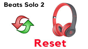 Beats Studio Blinking Red Light How To Reset Your Beats By Dre Solo2 2 0 Wireless Headphones