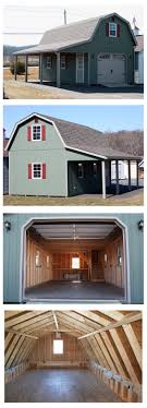 14 Wide X 28 Long With An 8 Overhang The Gambrel Barn Style