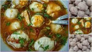 Cara buat bakso ayam,bakso ayam,cara bikin bakso ayam,cara membuat baso ayam,resep membuat bakso ayam,cara membuat pentol ayam,resep. Resep Bakso Ayam Mix Sapi Sekali Santap Ketagihan Yum Media