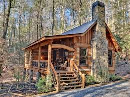 Tiny Log Cabin Kits Good Homes On