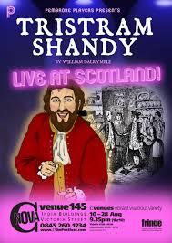 edinburgh fringe festival box office. Tristram Shandy (Edinburgh Festival Fringe Show) Edinburgh Box Office