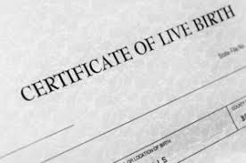 How To Make A Birth Certificate Birth Certificates Obtain Birth Record Copy Vitalchek