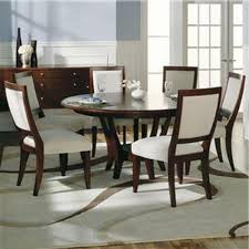 round dining room table for 6. awesome brown round modern wooden dining room tables for 6 stained ideas with chairs table a