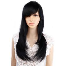 "<b>Amir 18</b>"" <b>Ombre Straight</b> Synthetic Wigs For African American ..."