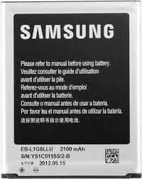 <b>Съемный аккумулятор Samsung i9300</b> Galaxy SIII EB ...