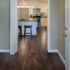 Home Depot Kitchen Floors Pergo Xp Rustic Espresso Oak 10 Mm Thick X 6 1 8 In Wide X 54 11
