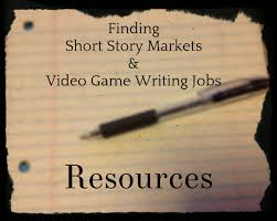 my recommended resources for story game writing markets i m taking a break from my usual topics today to talk about some of the online resources that have helped me