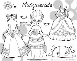 Small Picture fashion coloring pages Beautiful Dress Coloring Pages and