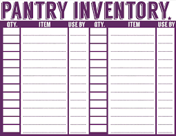 inventory checklist template excel food inventory checklist template and food inventory excel