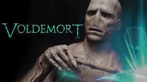 Скульптура персонажа: Лорд <b>Волан</b>-<b>де</b>-<b>Морт</b>/Том Марволо Реддл