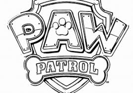 Paw Patrol Badge Template Printable Beautiful Paw Patrol Svg