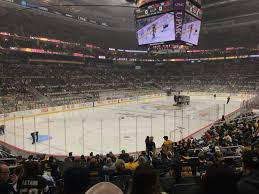 Ppg Paints Arena Row Chart Ppg Paints Arena Section 105 Row Q Seat 10 Pittsburgh
