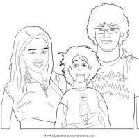 Più Adatto Per I Bambini Disegni Da Colorare Victorious Disegni