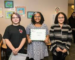 diversity news martin luther king jr holiday the winners of the 2017 martin luther king jr essay contest left