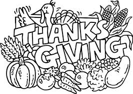 Small Picture 130 Thanksgiving Coloring Pages For Kids The Suburban Mom