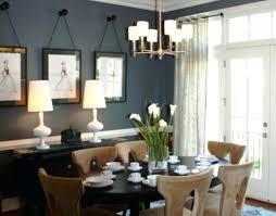 rustic wall decor dining room ideas