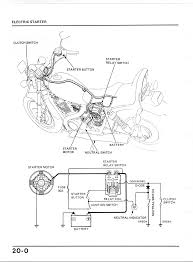 Great 2003 honda shadow wiring diagram contemporary electrical