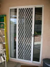 sliding screen door track replacement repair bottom upper