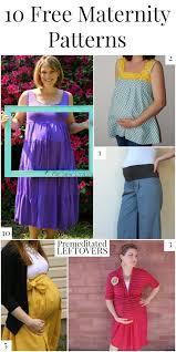 Maternity Patterns Impressive 48 Free Maternity Patterns