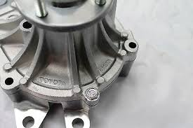 TOYOTA PRADO WATER Pump 150 Series 1Kdftv Engine From Aug 09> New ...