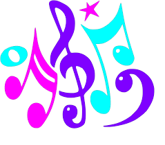 music clipart. colorful%20music%20notes%20clipart music clipart
