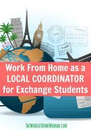 best student exchange program ideas foreign work from home as a local coordinator for exchange students