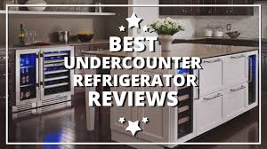 Image Freezer Combo Best Fridge Review Best Undercounter Refrigerator Reviews Update 2017