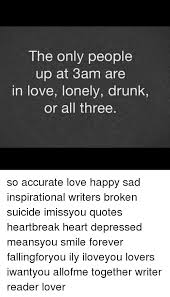 Depression Quotes About Love