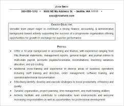 Objective In Internship Resume Resume Objectives 100 Free Sample Example Format Download 47