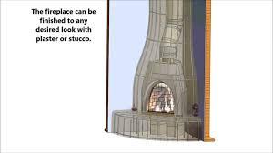 adobelite kiva fireplace installation overview