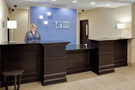 holiday inn express photo of front desk