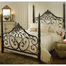 metal bedroom sets. parkwood iron bed in black gold metal bedroom sets e