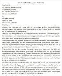 41 Sample Termination Letter Templates Word Pdf Ai Free