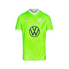 © 2021 guardian news & media limited or its affiliated companies. Nike Vfl Wolfsburg Kinder Heim Trikot 2021 22 Hellgrun Weiss Fussball Shop