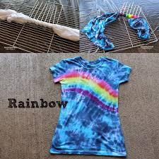 Cool Tie Dye Patterns Interesting 48 Fun And Colorful DIY Tie Dye Crafts Big DIY IDeas Bohemian