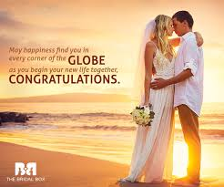 Beautiful Congratulations Quotes Best of Wedding Congratulations Best Wedding Quotes And Wishes