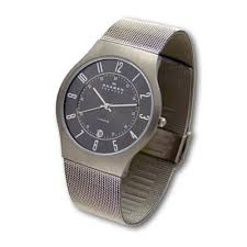 men s skagen titanium watch model 233xlttm watches trends men s skagen titanium watch model 233xlttm