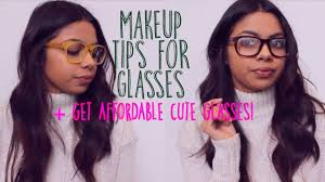 quick makeup tips for gles where to get cute affordable gles nowchic