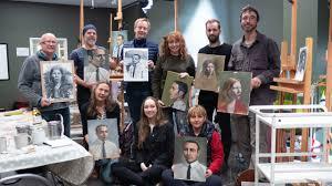 Neil Davidson on Raw Umber Studio's Free Online Portrait Classes -  Jackson's Art Blog