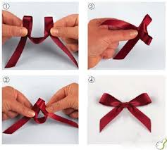 DIY Quick Ribbon Bow Pictures, Photos, and Images for Facebook, Tumblr,  Pinterest