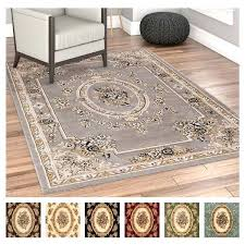 well woven traditional french country fl area rug rugs farmhouse