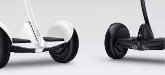 Xe điện tự cân bằng Mini Robot
