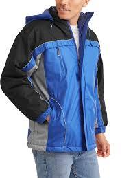 climate concepts climate concepts men en s big polar tech fleece lined jacket with removable hood up to size 5xl com