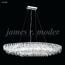 james moder chandelier chandelier r model info collection impact rain series empire crystal french paper light