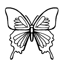 Small Picture FREE Butterfly Coloring Pages Butterfly On Leaf