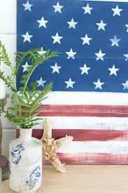 how to paint an american flag on wood paint american flag on wood how to paint
