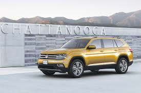 2018 volkswagen van. brilliant 2018 2018 volkswagen atlas front three quarter 01 and volkswagen van