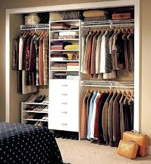 clothing storage ideas for small bedrooms closet storage design custom picture of brilliant modern closet